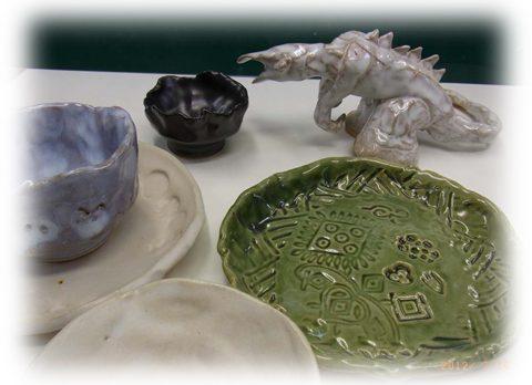 2012年夏休み陶芸子ども教室のお知らせ