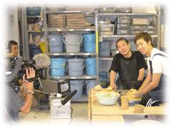 Take2の東貴博さんとテレビ出演画像